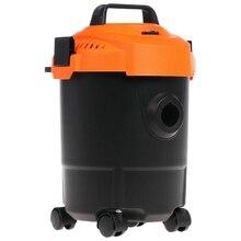Пылесос для сухой и влажной уборки RedVerg RD-VC6263-12 (Мощность 1000 Вт, пластиковый бак 12л, расход воздуха 1.2-1,3 куб.м/мин; губчатый фильтр,подходит для сухой и влажной уборки)