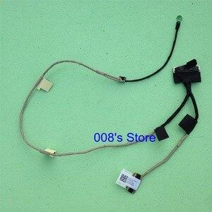 New LCD LVDS Fio Tela Cabo Conector Para ASUS Q550LF Q550L Q550 1422-01HC000 1422-01SF0AS HTK KT536