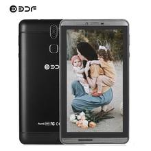 BDF 7 Inch Tablet 3G Phone Dual SIM Card Android 6.0 Tablet Pc 1GB+16GB Quad Core 1024*600 Dual Camera Android Tablet 7 Inch