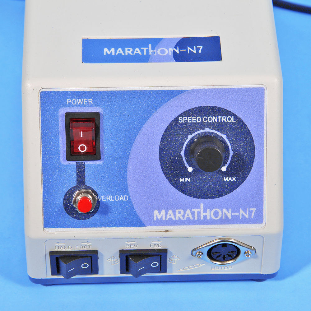 Image 3 - Dental Lab MARATHON Micro Motor Polishing Unit Machine N7 110V/220V free shipping-in Teeth Whitening from Beauty & Health