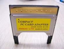 Cf slot para cartão fanuc pcmcia cartão compacto adaptador de cartão a02b-0303-k150
