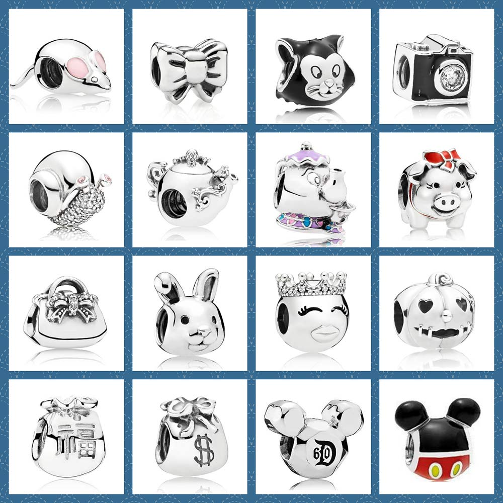 925 sterling silver Charm Beads  Original Moneybags Sentimental Snapshots Snail Pumpkin Mrs Princess Emoticon wholesale Jewelry925 sterling silver Charm Beads  Original Moneybags Sentimental Snapshots Snail Pumpkin Mrs Princess Emoticon wholesale Jewelry