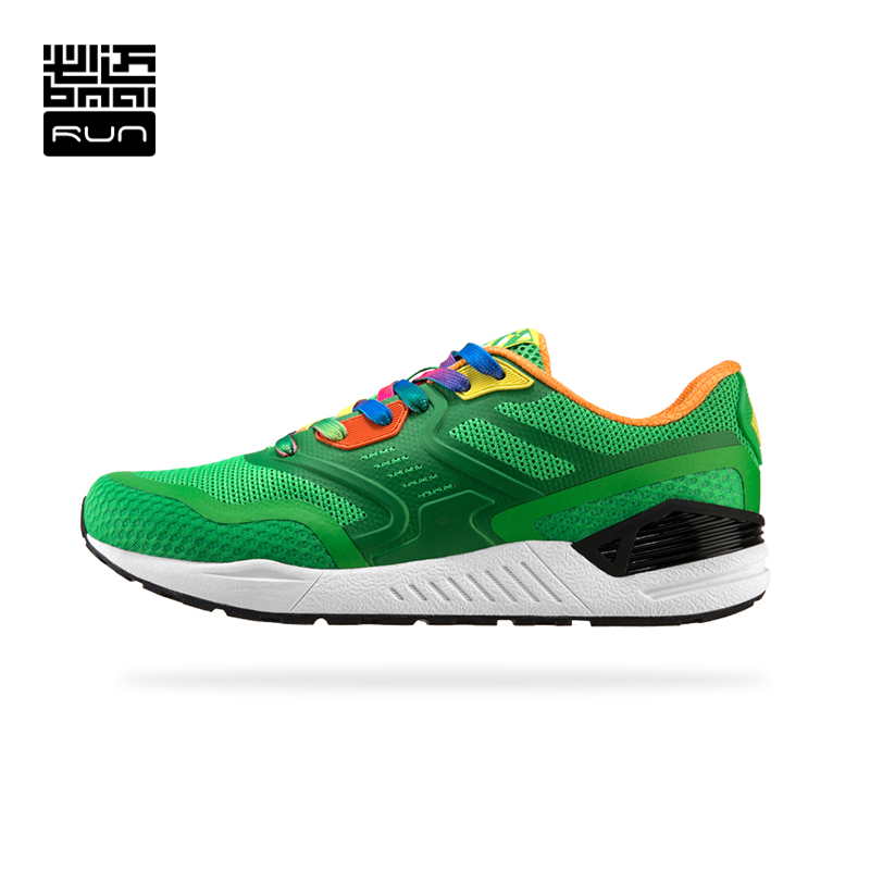 BMAI Mens Running Shoes Breathable Cushioning Sneakers zapatillas deportivas hombre Men Sport Shoes #XRHB001 quality glossy gols men casual shoes high top flat shoes rivet hip hop shoes male trainers zapatillas deportivas hombre xk110303