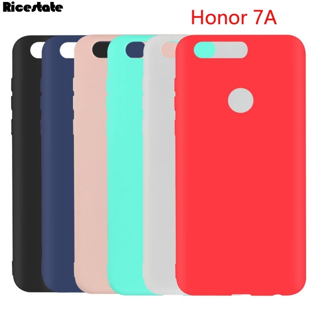 new product 3cc60 d5536 US $0.89 10% OFF|Honor 7A New Fundas For Huawei Honor 7A Pro Frosted Matte  Case Huawei Honor7A Back Cover Protect Skin Silicon case-in Fitted Cases ...