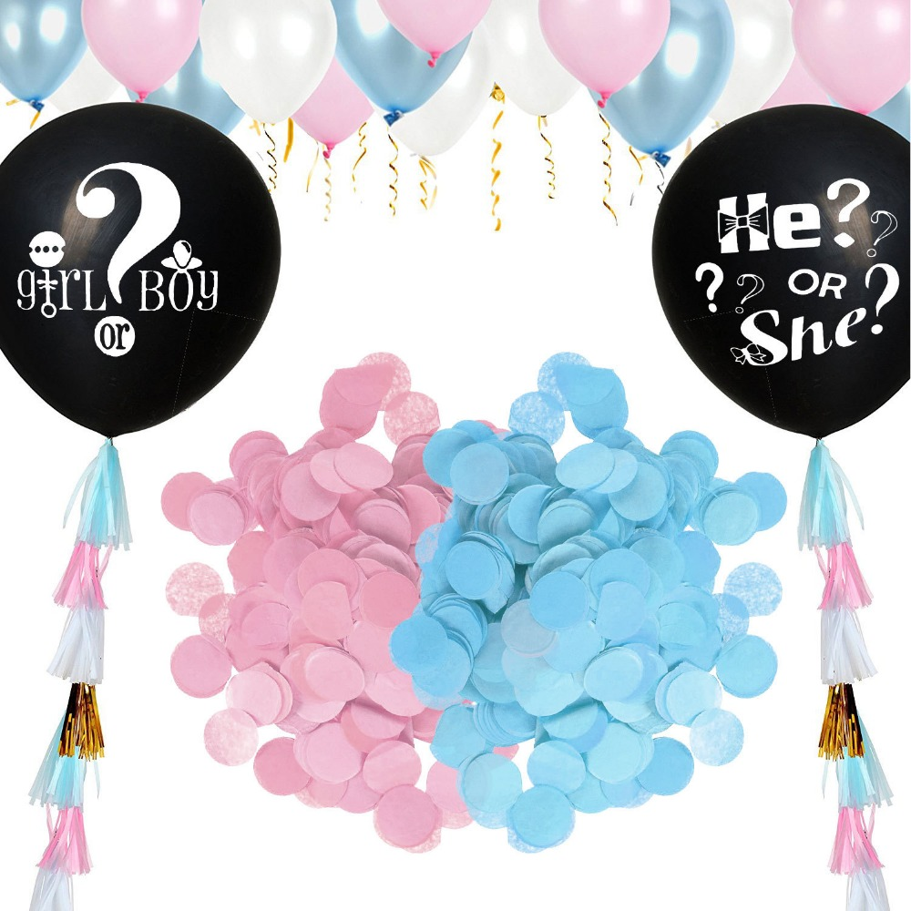 2 Its a Boy Blue Baby Footprints Balloons 18 inch Baby Shower Gender Reveal New