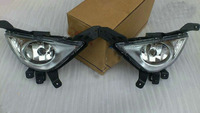 A PAIR Fog Lights For Hyundai KIA 2008 ELANTRA The Front Fog Lamp Front Bumper Light