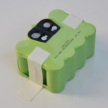 14,4 В Перезаряжаемые Ni-MH блок батарей SC 3500 мАч пылесос робот для KV8 XR210 XR510 XR210A XR210B XR510B XR510D