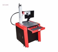 cheap price fiber laser marking machine for PVC pipe medical equipment and other industries