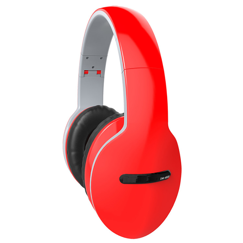 DM-4800 Wireless Headphones For Computer Bluetooth Gaming Headphone Headset With Microphone For Smartphone Earphone