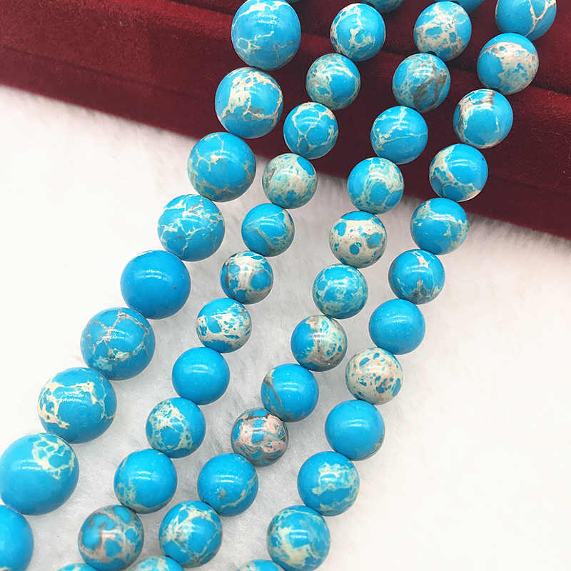 Großhandel 6/8/10mm Natürliche Lazuli Agat Schwarz Stein Lava Matte Stein Dicke Lose Perlen Für DIY machen Armband Schmuck Halskette