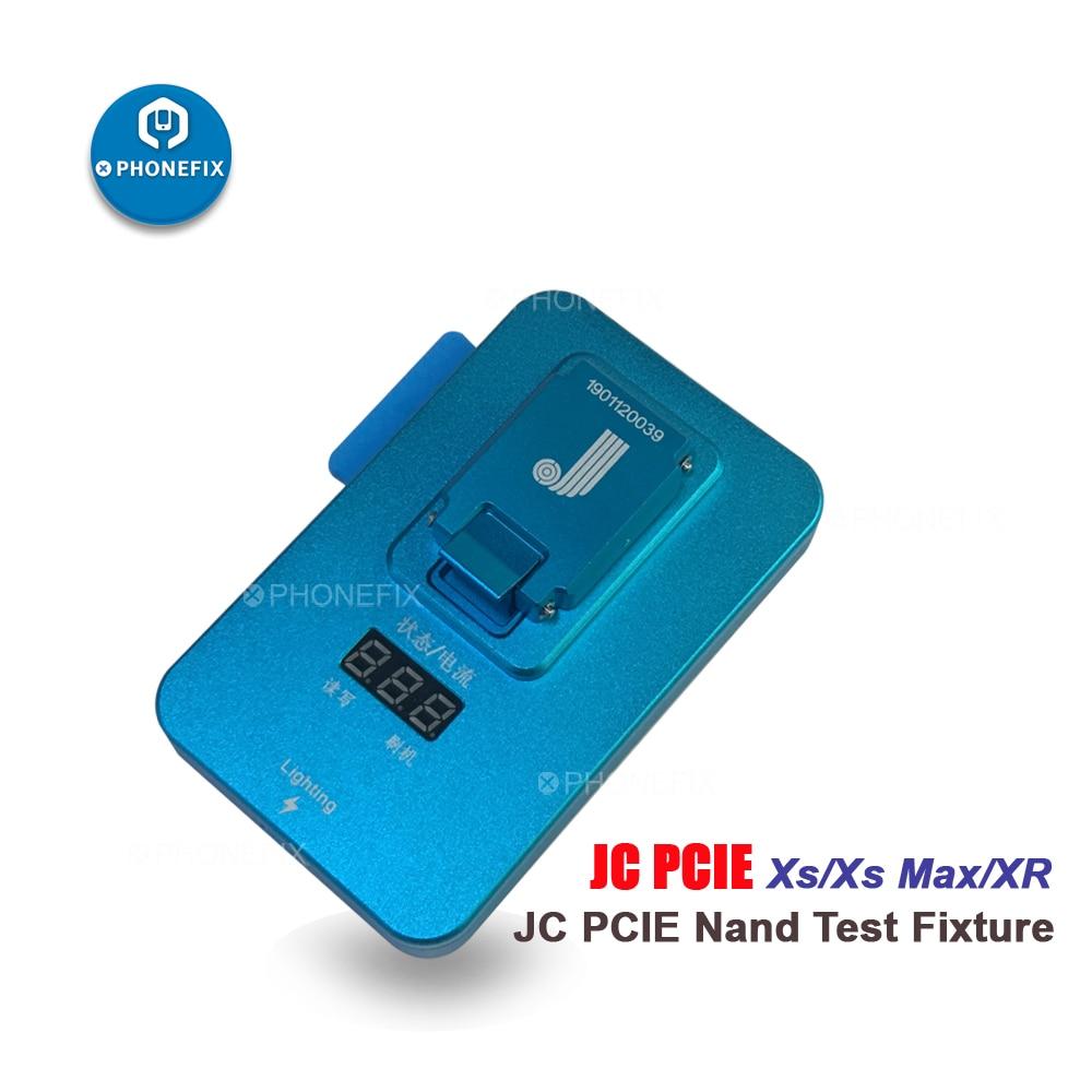 Outil de réparation d'erreur de lecture en série JC Pro1000S JC P7 PCIE NAND programmeur HDD pour iPhone XS Max 8X7 7 P 6 6 S Plus tous les iPad - 4