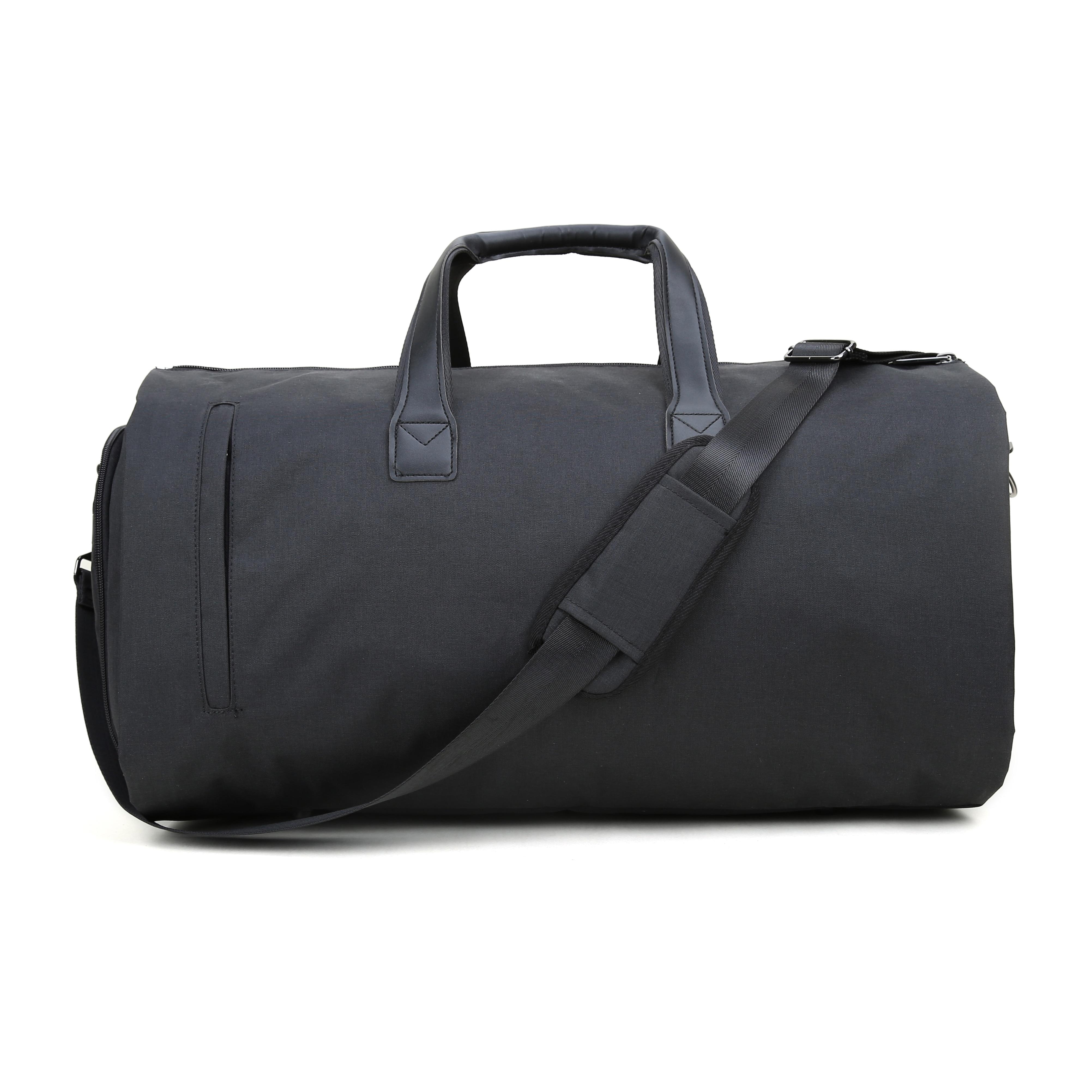 Sac de vêtement Convertible avec bandoulière Modoker porter sur vêtement sac polochon pour hommes femmes-2 en 1 sac de costume de valise suspendu
