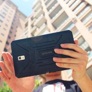 Image 4 - Pour Samsung Galaxy Tab S 8.4 pouces coque de protection coque de protection Joylink intégré housse de protection décran noir
