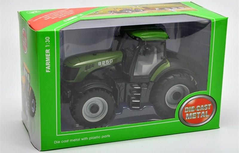 Farm Vehicles Tractor Car Model 38