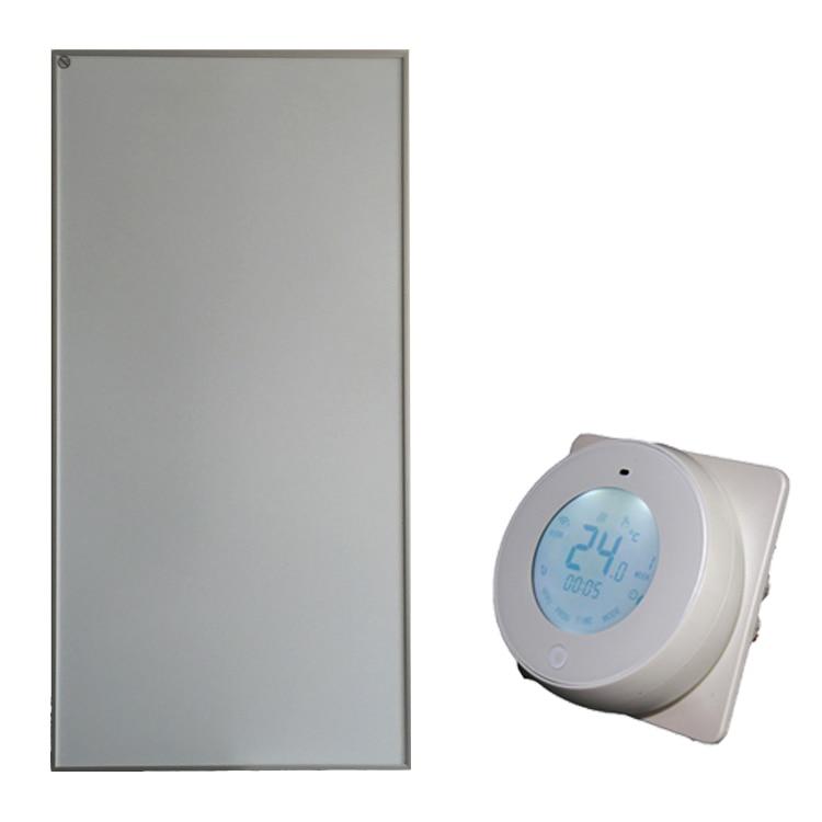 720w Infraroodverwarmingspaneel met Wifi-thermostaat - Huishoudapparaten - Foto 3