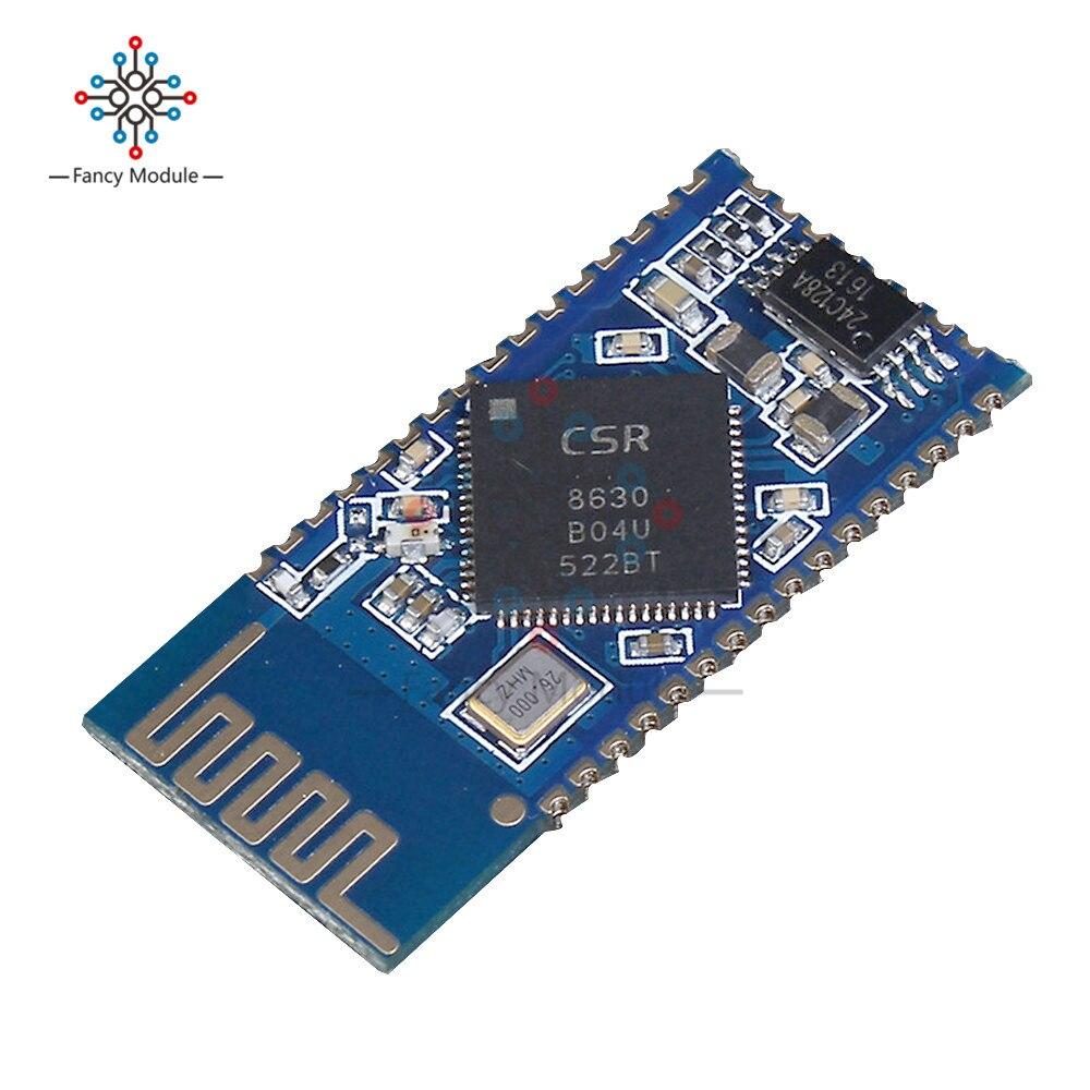 BTM830 CSR8630 Stereo Bluetooth Audio Module On-Board Antenna For Bluetooth BLE 4.0/4.1 DIY