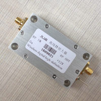 Short Wave FM Radio Frequency Broadband High Frequency High Linear Power Amplifier 1 200MHz 1W