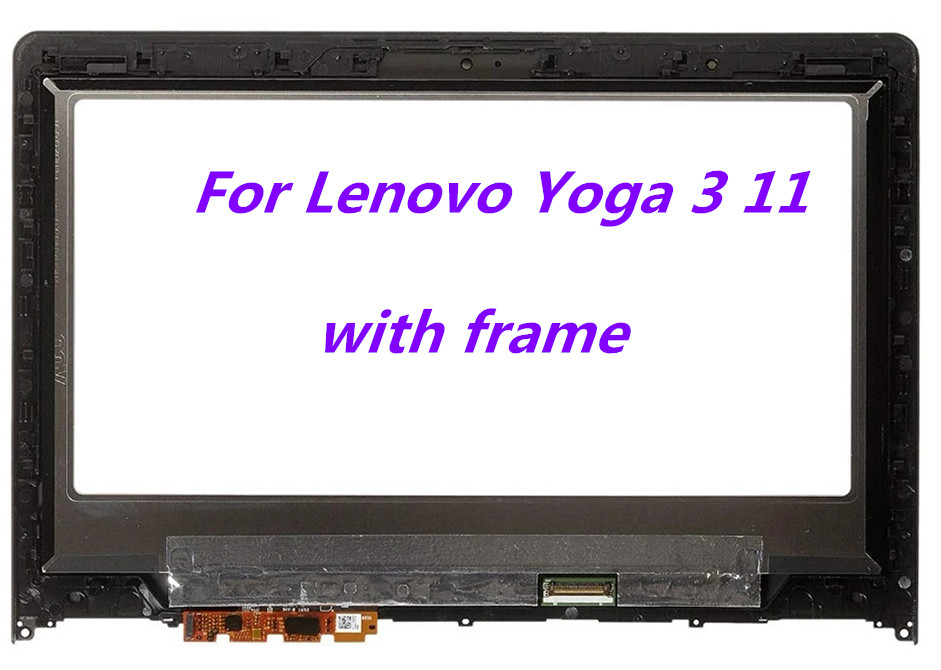 originalFor Lenovo Yoga 3 11 Yoga3 11 (N116HSE-EBC) 1920*1080 LCD Touch Screen Digitizer Assembly