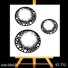 AZSG Ball  Clear Stamps/Seals For DIY Scrapbooking/Card Making/Album Decorative Silicone Stamp Crafts