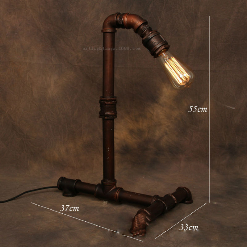 Popular Copper Pipe Lamps-Buy Cheap Copper Pipe Lamps Lots