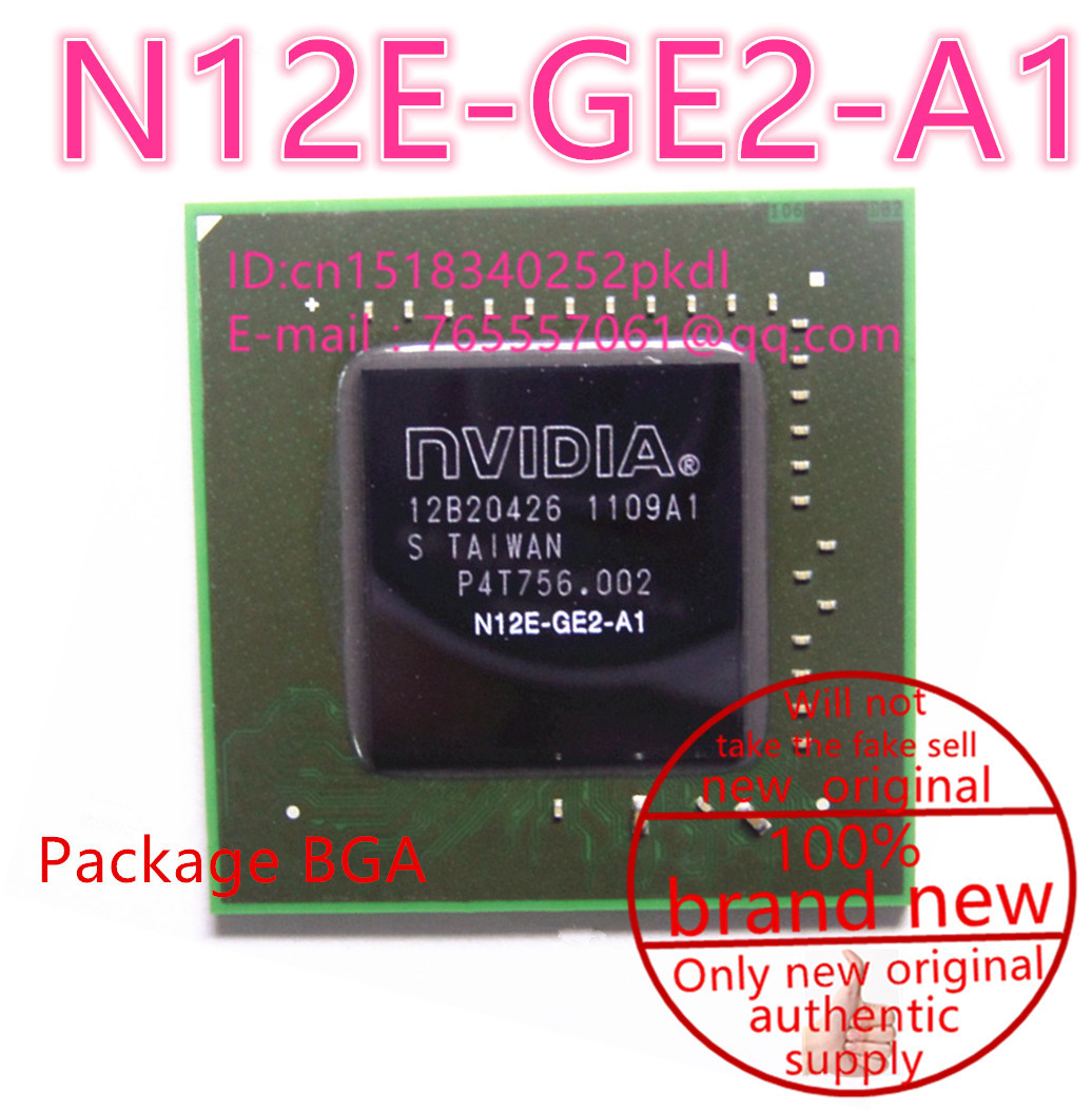 ФОТО 100% New N12E-GE2-A1  BGA Chipset