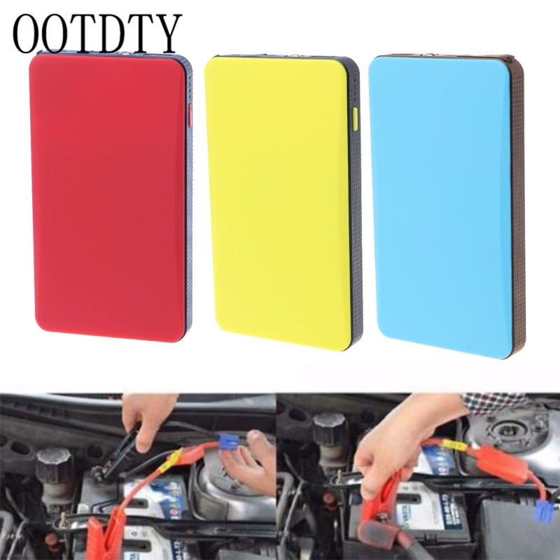 Car-Jump-Starter Battery Power-Bank Emergency-Charger-Booster Multi-Function 20000mah