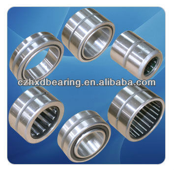 NA4918 Heavy duty needle roller bearing Entity needle bearing with inner ring 4524918 size 90*125*35