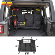 BAWA Trunk Storage Bag for Jeep Wrangler JK JL 2007-2018 BJ40Plus Car Organizer