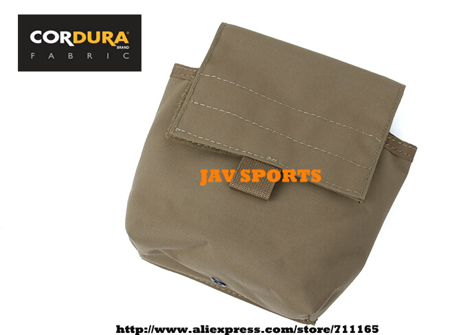 TMC LBT9030A Style Cordura 100rd Ammo Pouch MOLLE Utility Pouch Coyote Brown+Free shipping(SKU12050794)
