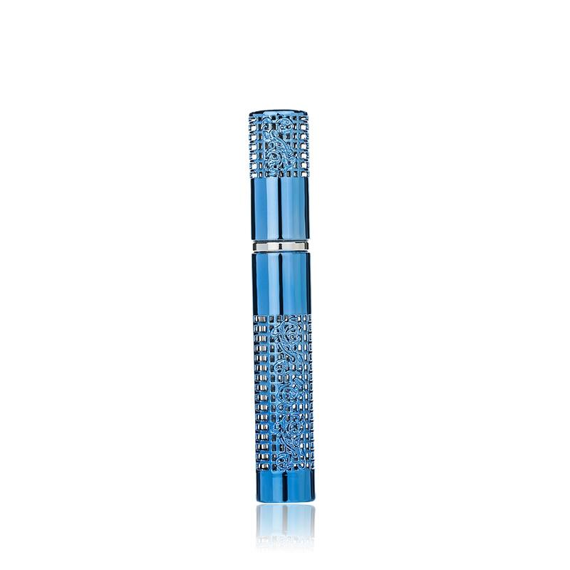 MUBTF-5 мл многоразовый мини флакон-спрей для духов Алюминиевый распылитель портативный дорожный косметический контейнер флакон для духов