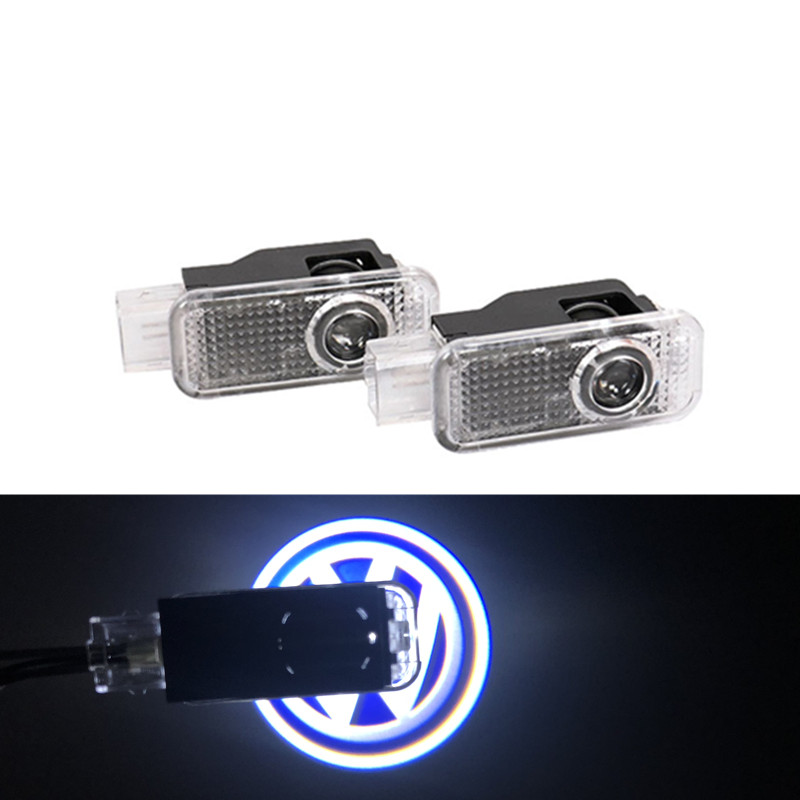 2x For VW Volkswagen Touareg 2004 2005 2006 2007 2008 2009 2010 LED Car Door Light 3D Laser Logo Projector Lamp free shipping 697 619 7 7x17x5 mm full zro2 ceramic ball bearing