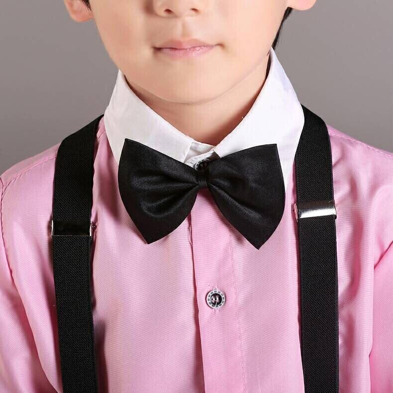Alto quatity ropa de niños vestido formal rosa del sistema de ...
