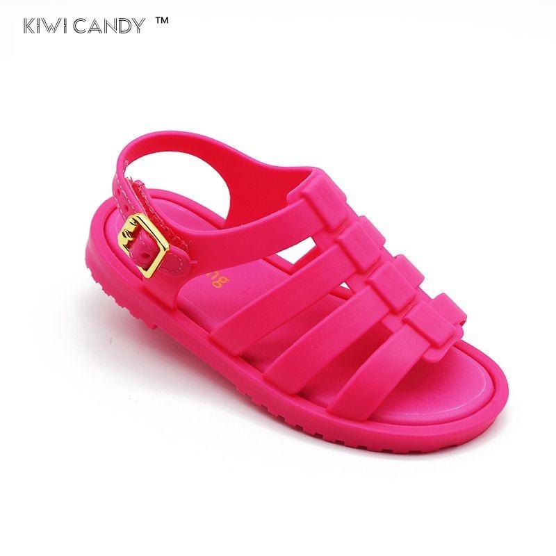 summer 3 color baby todder beach sandal 12.8cm-17.8cm cute retro Rome children boys girls baby beach sandals toe shoes Sapato