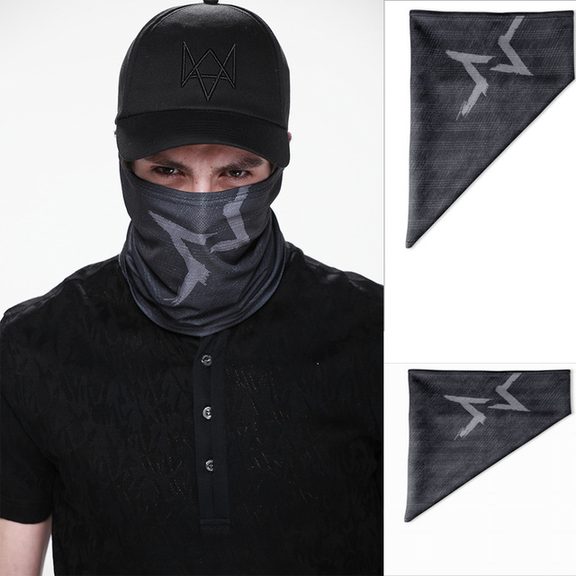 Cool Watch Dogs 2 Mask hat Adien Pearce Watch Dogs Mask The Mask Of Game Hero
