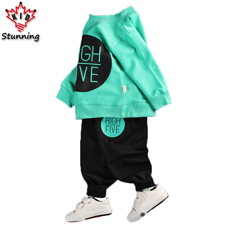 18M-5T Spring Autumn Boys Clothing Fashion Baby Boys Girls Sport Suit Children Clothing Set Toddler Casual Kids Tracksuit Set spring autumn new fashion baby boys girls hoodies sport suit children clothing set toddler casual kids tracksuit set