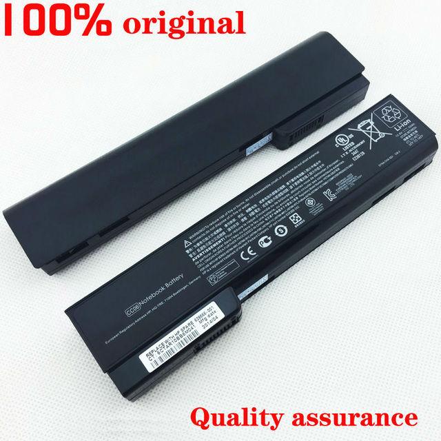 Cc06 55wh batería original del ordenador portátil para hp elitebook 8460 w 8460 p 8560 p 6360b 6460b 6560b cc06x cc06xl hstnn0ub2f hstnn-db2f i90c