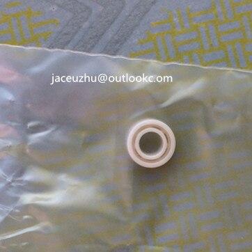 high quality MR105 full ZrO2 ceramic deep groove ball bearing 5x10x4mm 627 full zro2 ceramic deep groove ball bearing 7x22x7mm good quality