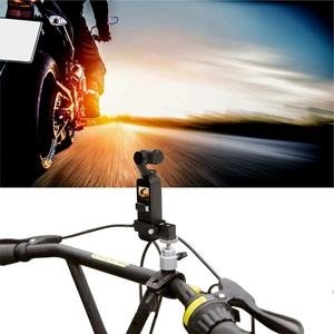 Image 2 - Motor Bike Bicycle Mount Holder for DJI OSMO POCKET 2 Handheld Gimbal Camera Stabilizer Sports Mounting Bracket Clamp Clip Part
