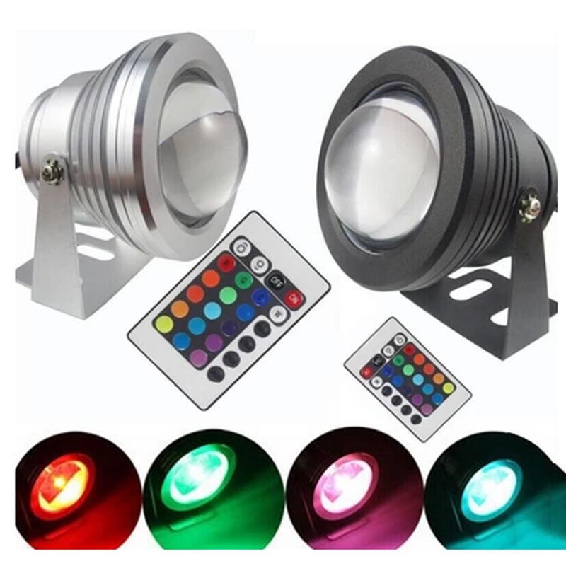 AC 110V 220V 10W Led Spot Light Led Ground Light Waterproof IP65 Spot led Lamp Light for indoor outdoor lighting