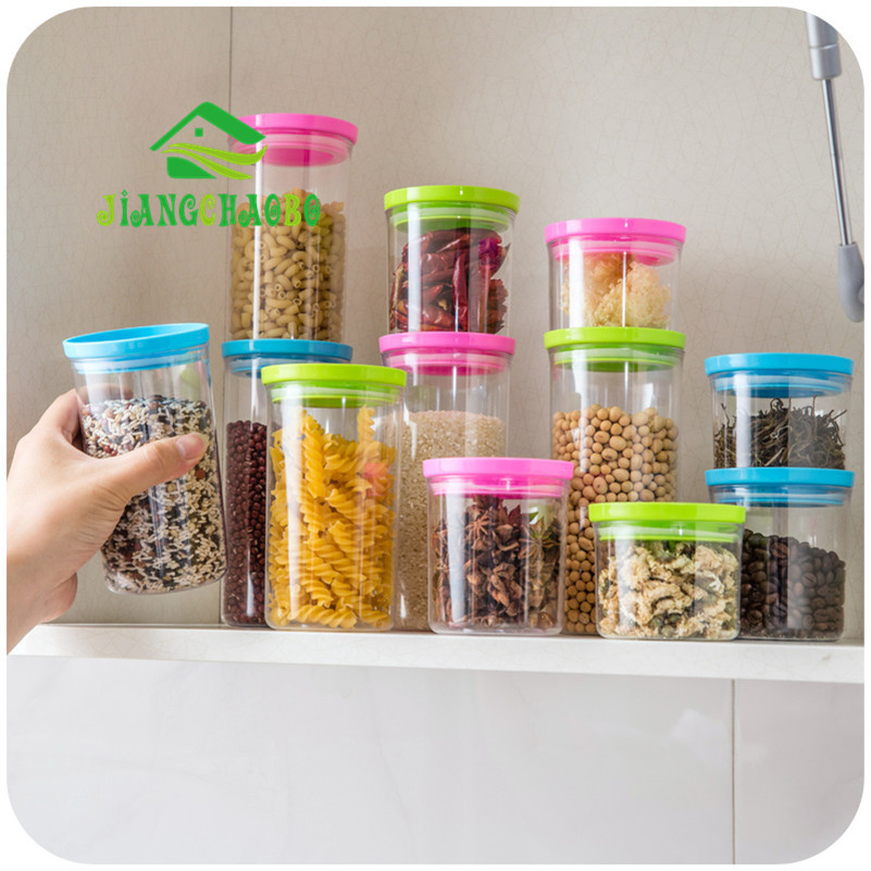 Plastic Storage Containers: Sealed Plastic Storage Containers