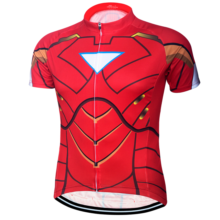 Cycling Jersey 2017 Ironman Cycling Clothing Ropa Ciclismo Hombre