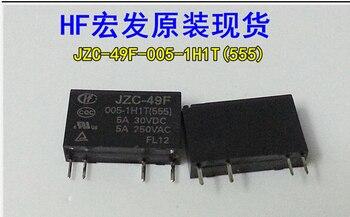 HOT NEW JZC-49F-005-1H1T JZC-49F-005-1H1T-5VDC JZC-49F 005-1H1T JZC-49F 005-1H1T-5VDC 005 1H1T 5VDC 5V relay DIP4 фото