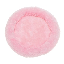Round Warm Keeping Cages Sleeping PP Beds Housed Velvet Mat For Small Cats  Dogs Animals Hamster