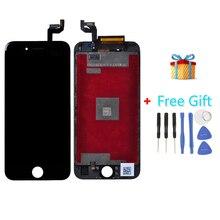 Ipartsbuy para iphone 6 s nueva llegada pantalla lcd + pantalla táctil digitalizador asamblea + regalo libre