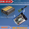 Advance Turbo Flasher (ATF Box) и ATF 4 в-1 Ultimate Адаптер