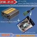 Avanço Turbo Flasher (ATF Box) e a ATF 4 em-1 Adaptador Final