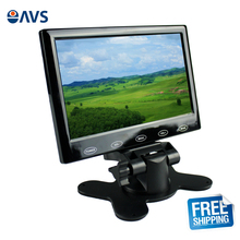 """Vehicle Driving Accessories Classic Style 9"""" TFT Monitor for Car Security Camera or Rearview Camera"""