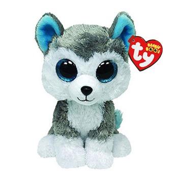 Ty pluszowe zwierzę lalka błoto pies miękkie nadziewane zabawki Husky z metką 6 #8222 15cm tanie i dobre opinie Tv movie postaci COTTON 3 lat Genius Pluszowe nano doll Unisex For Age 3+ Pp bawełna