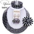 Laanc Silver Black N...