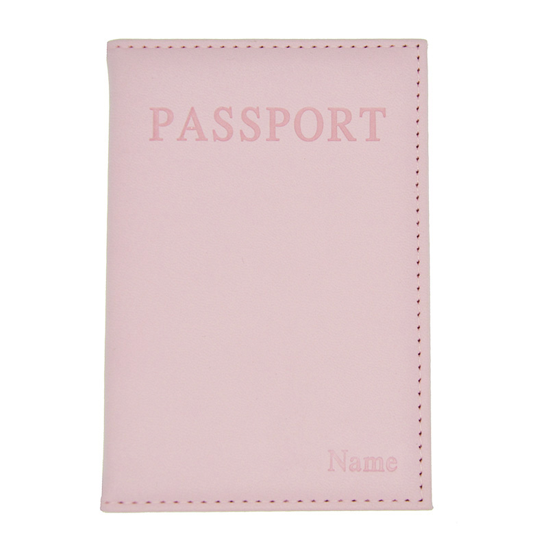 Passport Cover with Customized Name LOGO Personalised Gold Silver Embossed Engraved Color Printed Emblem of Country Card HolderPassport Cover with Customized Name LOGO Personalised Gold Silver Embossed Engraved Color Printed Emblem of Country Card Holder